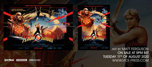 flash gordon matt ferguson alternative movie poster header