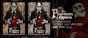phantom of the opera chris weston alternative movie poster