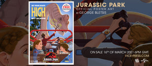 Jurassic Park - Set Your Sights High by George Bletsis