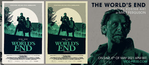 the world's end matt ferguson poster banner