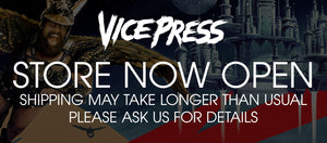 Vice press Matt Ferguson store shop now open