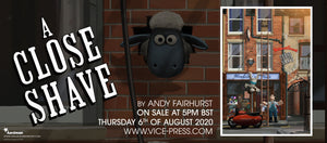 wallace and gromit a close shave andy fairhurst vice press