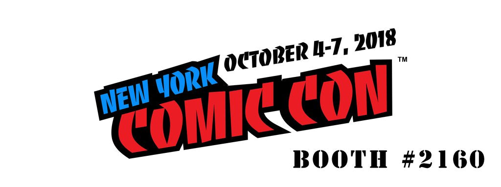 New York Comic Con Online Releases