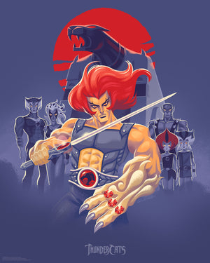 Thundercats (Blue Version)
