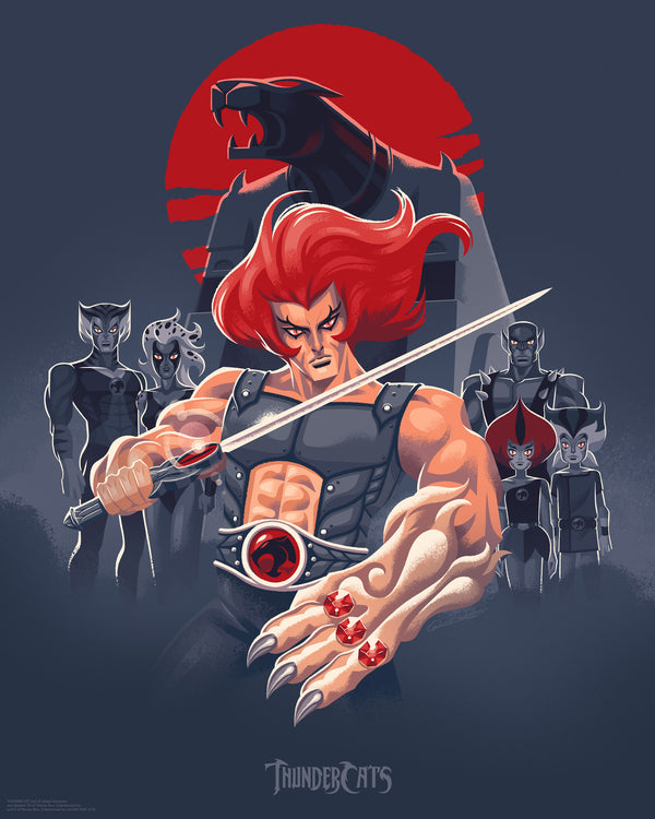 Thundercats (Grey Version)