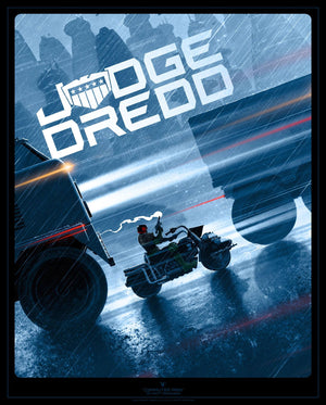 Judge Dredd - Commuter Pain