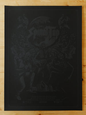 This Is Spinal Tap None More Black Variant Edition