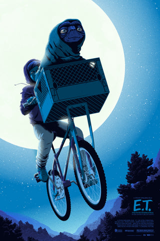 E.T The Extra Terrestrial Variant