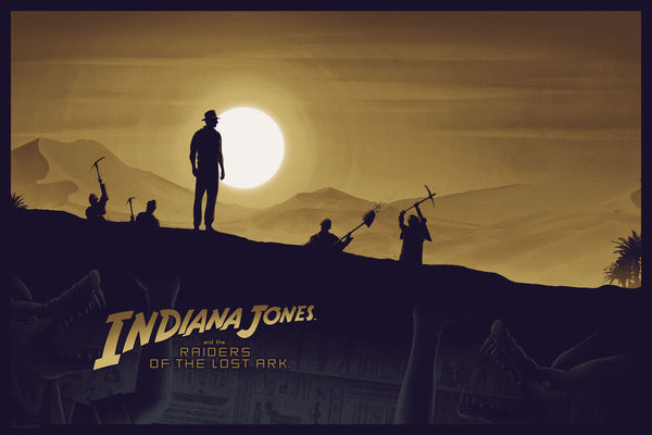 Indiana Jones and the Raiders of the Lost Ark Variant