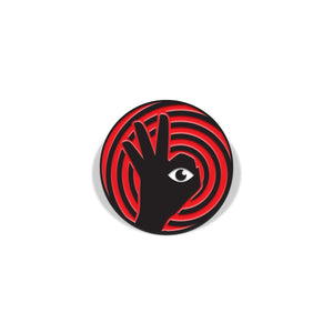 The Prisoner Limited Edition Enamel Pin Badge Set Official Licensed Florey Vice Press Be Seeing You