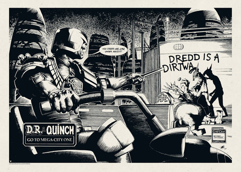 Judge Dredd/ D.R. & Quinch