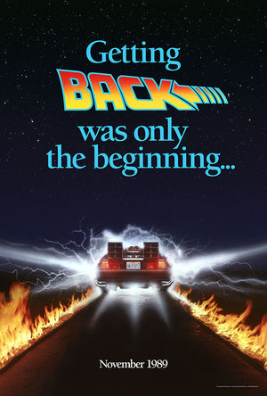 Back To The Future Part II Teaser