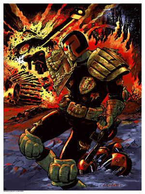 Judge Dredd - Apocalypse War