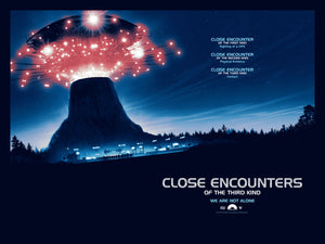 Close Encounters of the Third Kind Quad