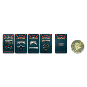 Flash Gordon - Pin & Coin Bundle