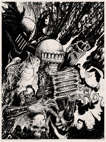 Judge Death and Judge Fear