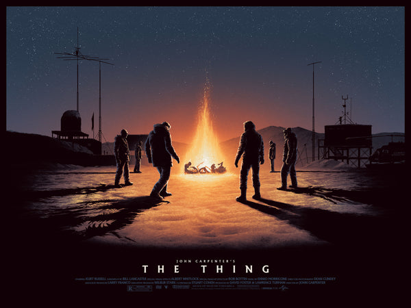 The Thing Quad Variant