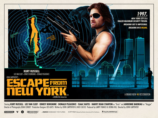Escape From New York Quad
