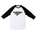 Vice Press Raglan Baseball T-Shirt