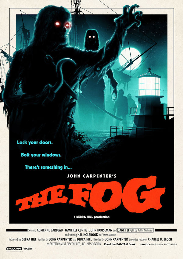 the fog matt ferguson alternative movie poster