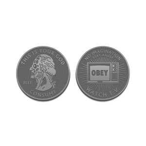 They live limited edition collector coin florey vice press