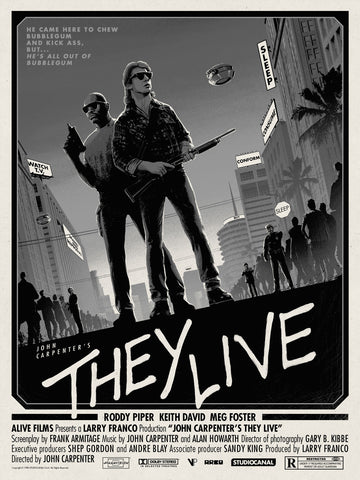 They Live Variant