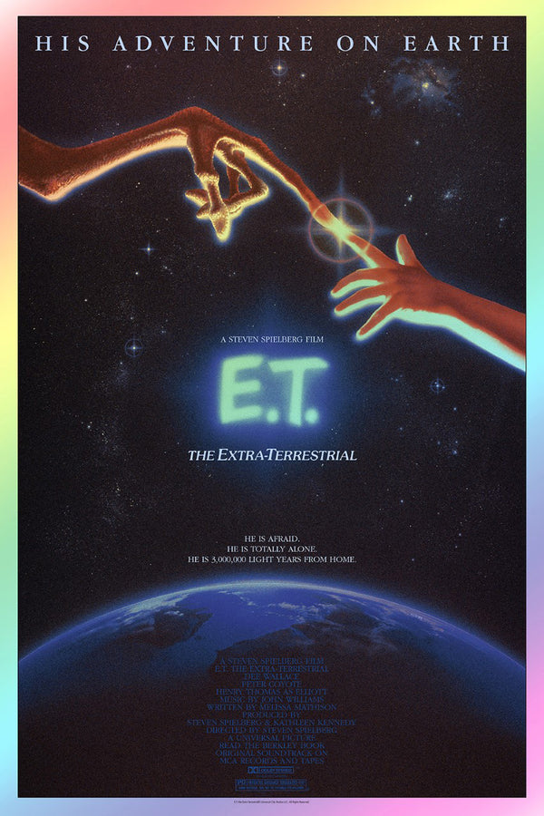 E.T. The Extra-Terrestrial Variant Edition