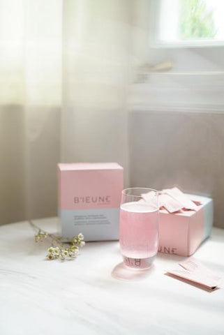 B'IEUNE Beauty Drink Promo