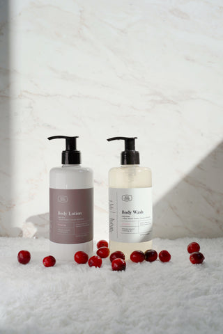 PROMO SET: 1 MON CHÉRI BODY WASH & 1 LOTION