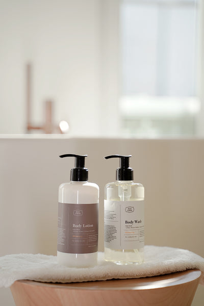 PROMO SET: 2 MON CHÉRI BODY WASH & 1 LOTION