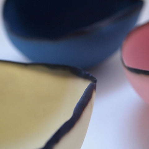 Coloured Porcelain - Pick & Mix