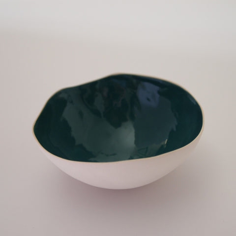 Tea light shell - Teal
