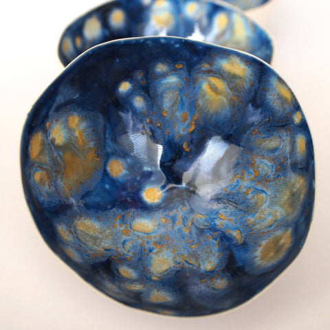 Tea light shell - Royal Blue