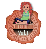 Annabelle-Please-Don't-Tell! Chapter Book Series Logo