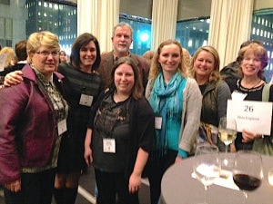 SCWBI New England group at SCWBI NYC 2015