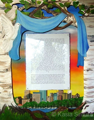 Custom Ketubah Artwork