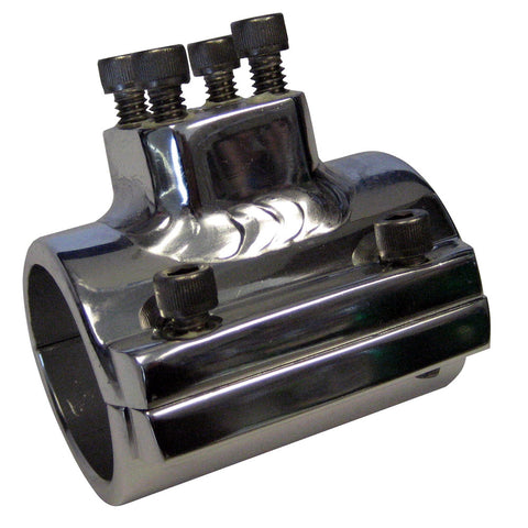 "Lee's Clamp-On Light Bracket - 1.315"" Pipe"