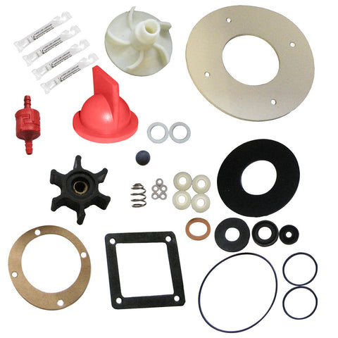 Raritan Crown Head Deep Draft Repair Kit