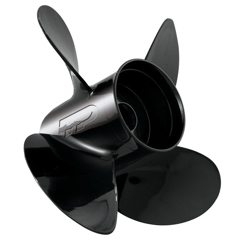 "Turning Point Hustler - Right Hand - Aluminum Propeller - LE1/LE2-1317-4 - 4-Blade - 13.25"" x 17 Pitch"