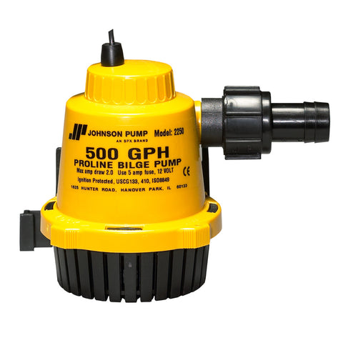 Johnson Pump Proline Bilge Pump - 500 GPH
