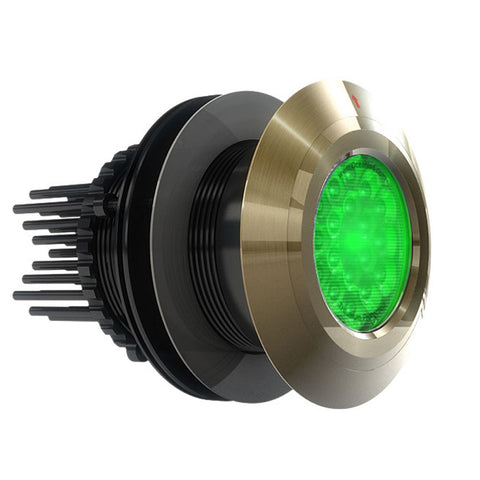 OceanLED 2010XFM Pro Series HD Gen2 LED Underwater Lighting - Sea Green