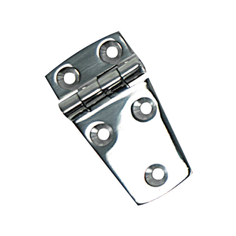 "Whitecap Shortside Door Hinge - 304 Stainless Steel - 1-1/2"" x 2-1/4"""