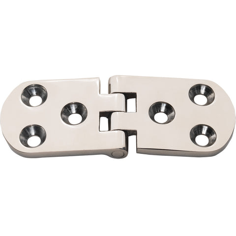 "Whitecap Flush Mount Hinge - 316 Stainless Steel - 4"" x 1-1/2"""