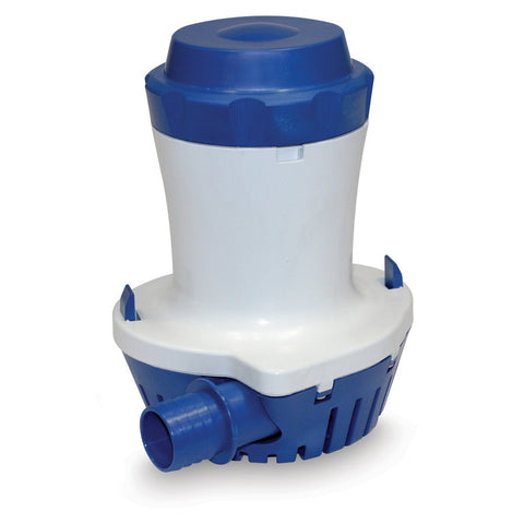 Shurflo by Pentair 2000 Bilge Pump - 12 VDC, 2000 GPH