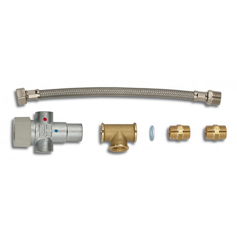 Quick Thermostatic Mixing Valve Kit f/Nautic Boiler B3