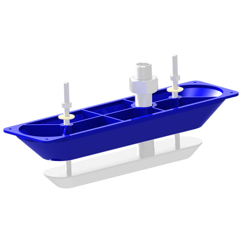 Navico StructureScan 3D Thru-Hull Transducer Fairing Block Only