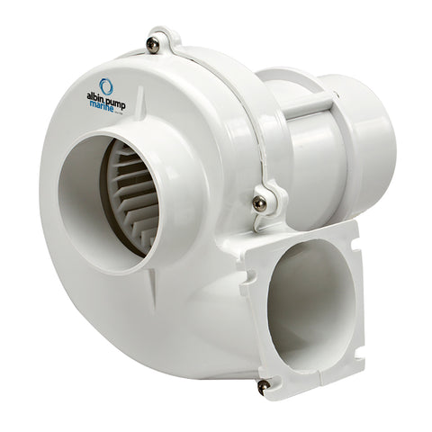 Albin Pump Marine Air Blower 280 Flange - 24V