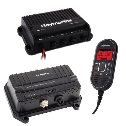 Raymarine Ray90 VHF Radio  AIS700 Bundle
