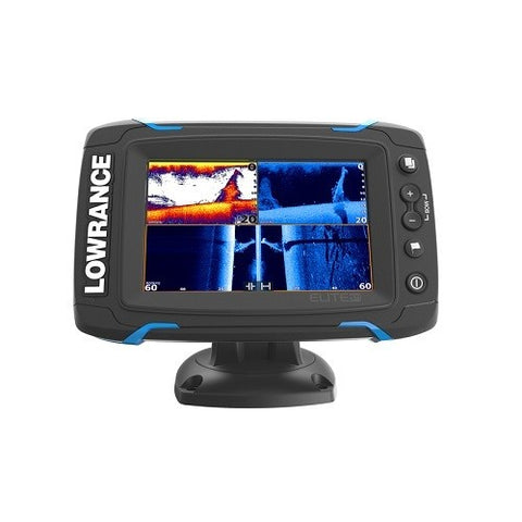 "Lowrance Elite-5 Ti 5"" Touch Remanufactured Fishfinder/Chartplotter"