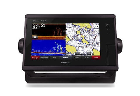 Garmin GPSMAP 7407xsv 7-inch Multi-touch Widescreen